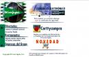 Web de El Corte Inglés en 1997