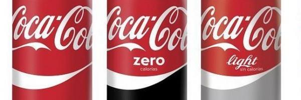 cómo es el nuevo diseño de las latas de Coca-Cola